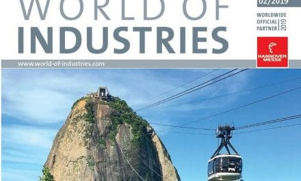 WORLD OF INDUSTRIES 2/2019 IS NOW AVAILABLE!