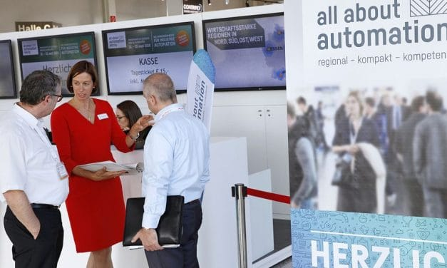 Neuer Termin: all about automation in Essen