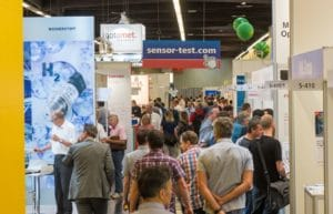 SENSOR+TEST 2019 @ Messezentrum Nürnberg