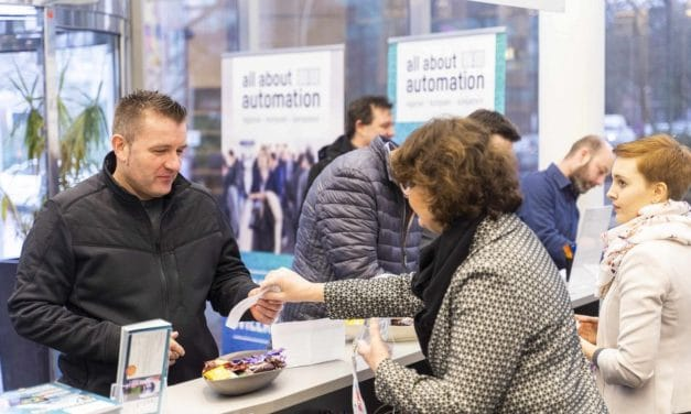 all about automation 2020 in Hamburg