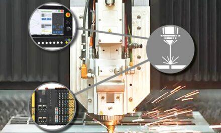 Automatisierungslösungen für CNC-Schneidmaschinen