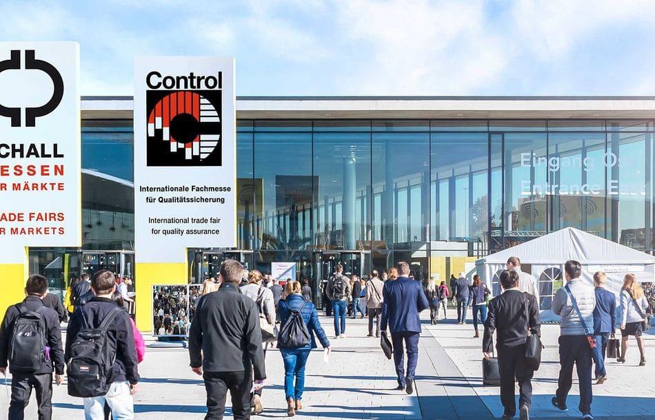 Messe abgesagt: Control 2020