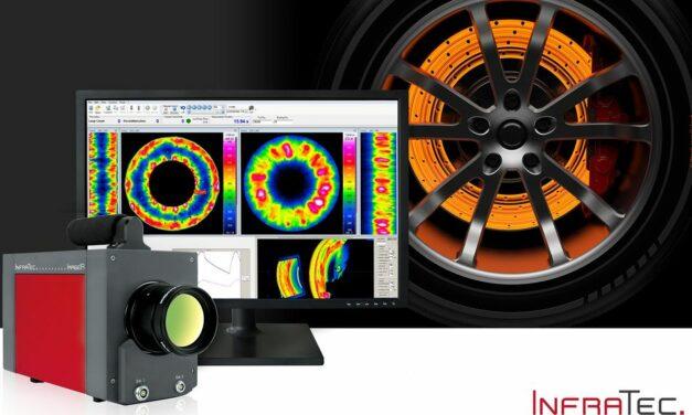 Kamera für schnelle thermische Prozesse