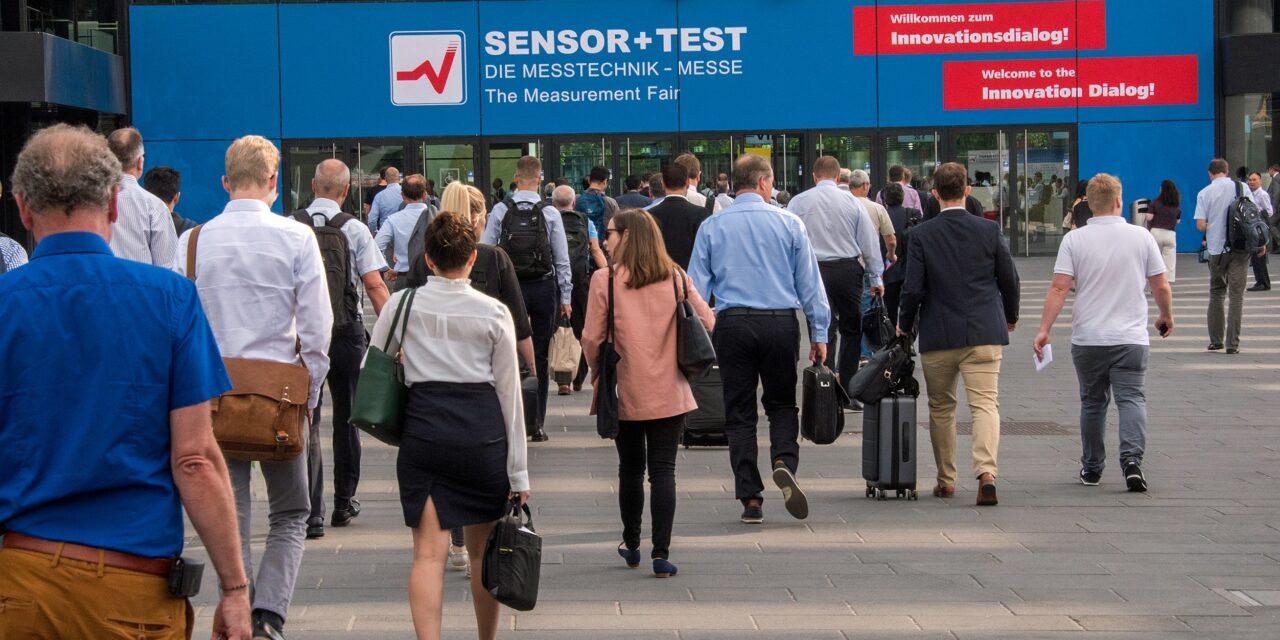 Sensor+Test 2020 fällt aus