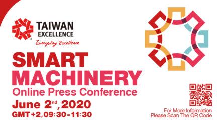 Besuchen Sie Taiwan Excellence online am 2. Juni 2020