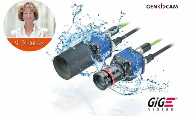 Gigabit Ethernet Kamera – wasserdicht geschützt