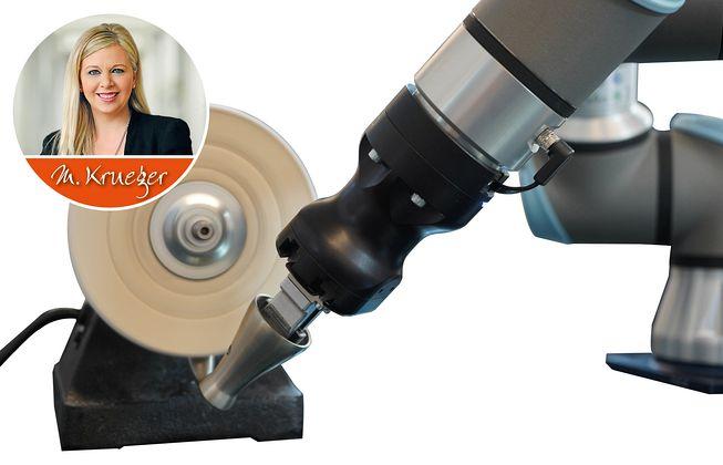 Universal Robots vereinfacht den Einsatz von Cobots durch neue Anwendungskits