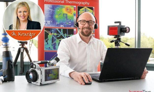 Virtuelle Anwenderkonferenz informiert über aktuellen Stand der Wärmebildtechnik