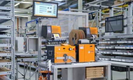 Werkstattwagen für die digitale Fertigung