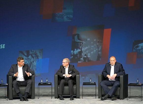Weidmüller auf der digitalen Hannover Messe zum Thema DC Industries