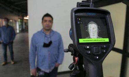 Wärmebildkameras mit erweitertem Screening-Modus