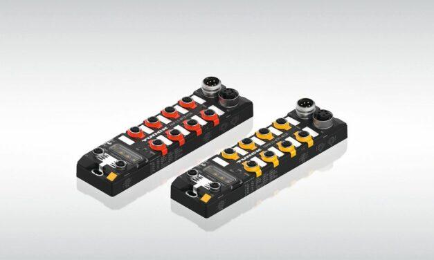 Ethernet-Safety-I/O-Module in IP67