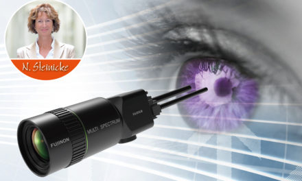 Fujinon: Multispektral-Kamerasystem der neuen Klasse