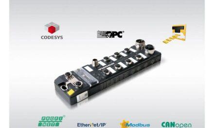IP67-SPS mit direkter Cloud-Anbindung