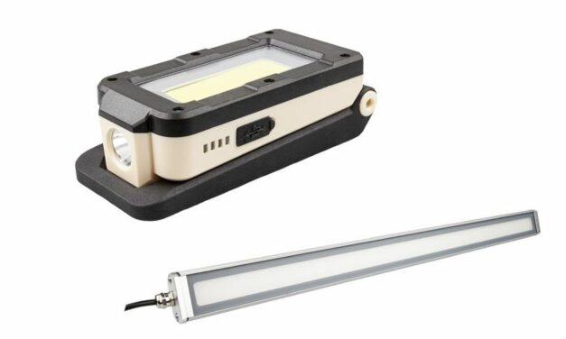 LED-unterstützte Detailbetrachtung