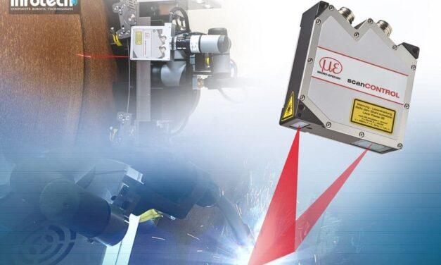Sensorik mit Roboterassistenz-Funktion