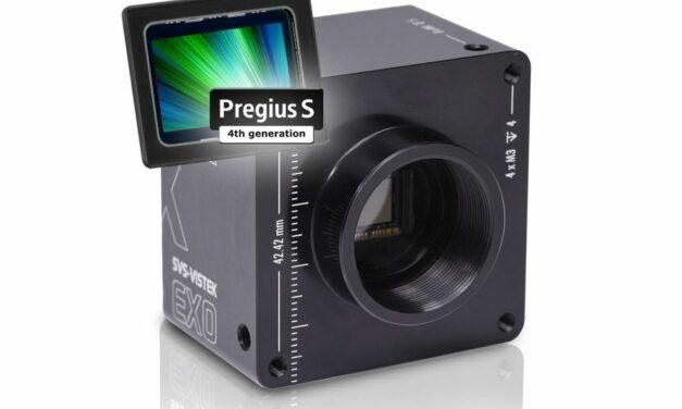 Serienkameras mit Sony Pregius-Sensoren