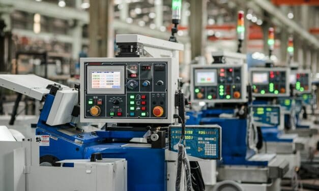 Traditioneller Maschinenbau trifft auf Taiwans Smart Machinery