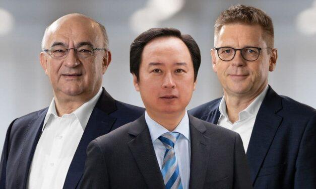 Sick AG mit neuer Vorstandsstruktur
