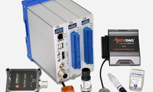 Intelligente Sensorik für IIoT-Anwendungen