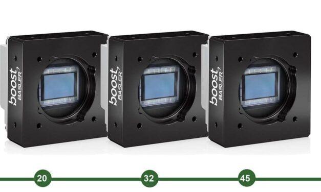 XGS-Sensoren machen Basler-Kameras genauer
