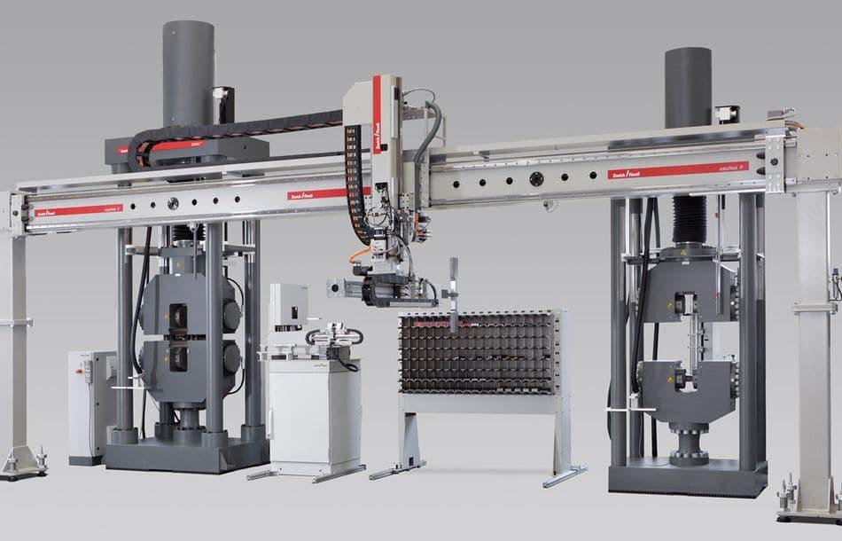 Metallzugversuche automatisieren
