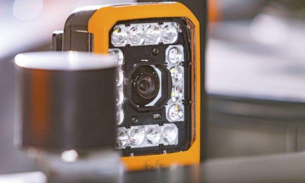 Smart Camera unterstützt Produktwechsel