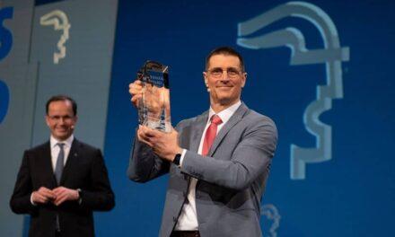 Hermes Award 2021 geht an Bosch Rexroth