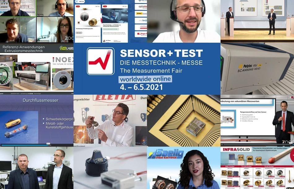 SENSOR+TEST – digitaler Publikumsmagnet