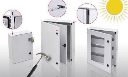 Polysafe-Schaltschrankgehäuse: vandalensicher und korrosionsfest