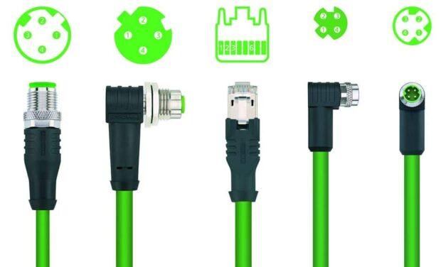 Anschlusstechnik für Profinet Typ R