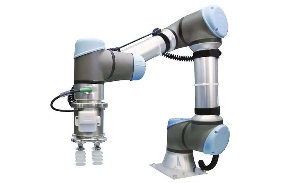 Neue Vakuum-Greifereinheit für Cobots
