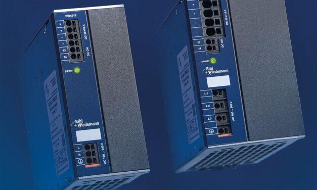 Neue 30 V Netzteil-Generation für ASi-5