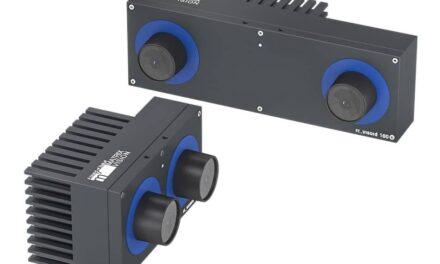 Smarte 3D-Kamera für Roboterapplikationen
