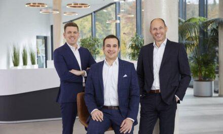 IDS stockt Führungsspitze zum Trio auf