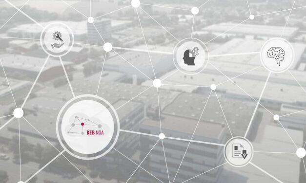 Digitales Ökosystem KEB NOA