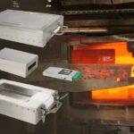 Robust und wasserdicht für Hochtemperatur-Messungen