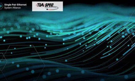 TIA Single Pair Ethernet Consortium startet Zusammenarbeit mit SPE System Alliance