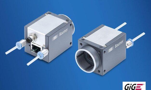 Kameras mit integriertem Kühlkanal
